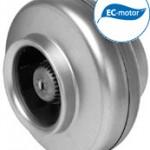 Канальные вентиляторы серии CK-EC