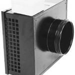 Канальные вентиляторы серии RS