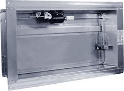 Дымовые клапаны ДКС-1М