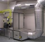 Отопление промышленных зданий